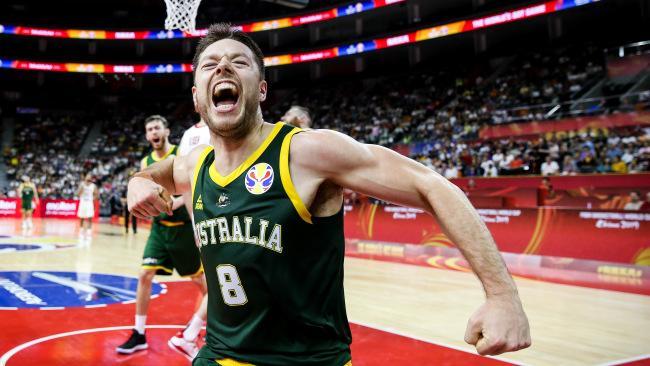FIBA World Cup basketball Australian Boomers defeat