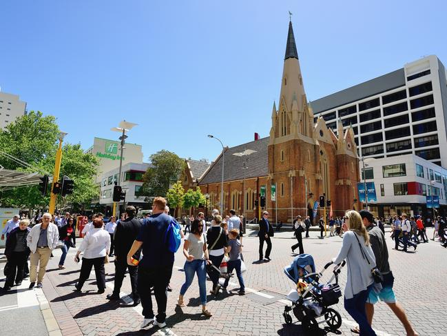 Perth has been named Australia's friendliest city.