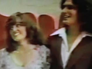 Serial killer Rodney James Alcala on the TV show The Dating Game in 1978, where he was chosen by contestant Cheryl Bradshaw. Image: News Limited