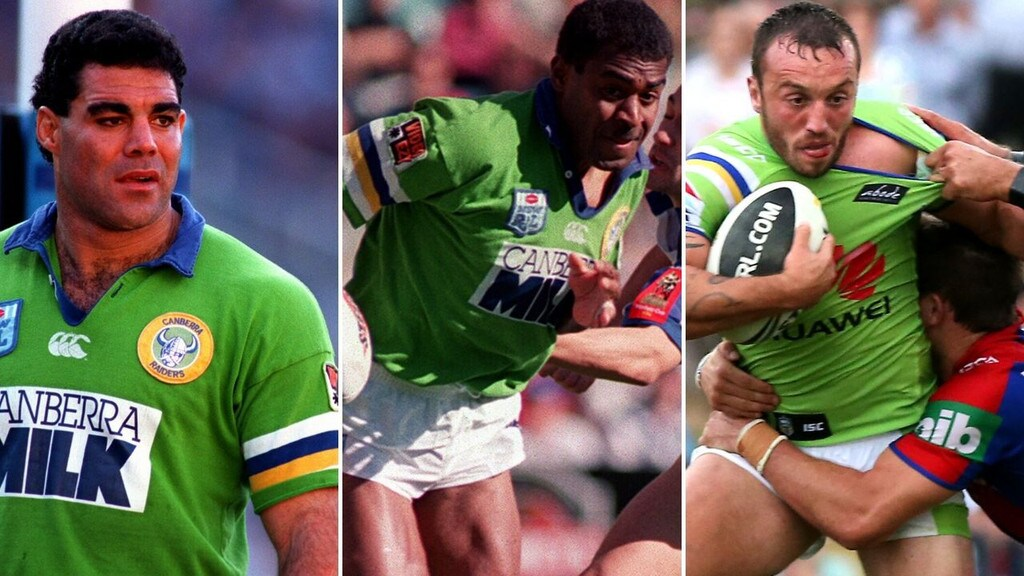 Canberra Raiders Nrl Premierships Contenders Thanks To Smart Recruitment Says Matty Johns Daily Telegraph