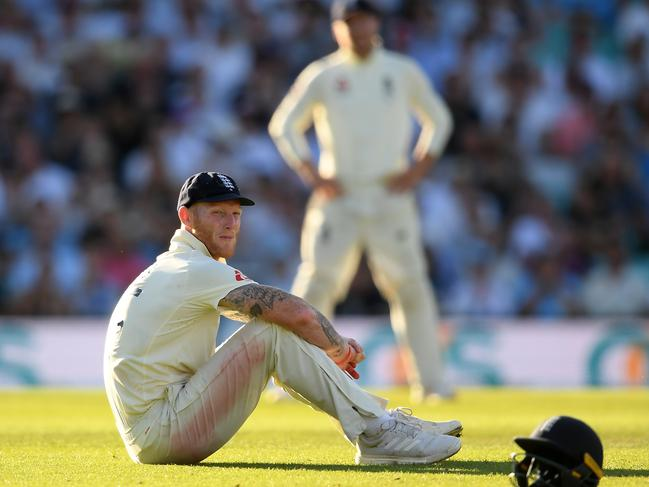 Ben Stokes became his mum's inspiration.