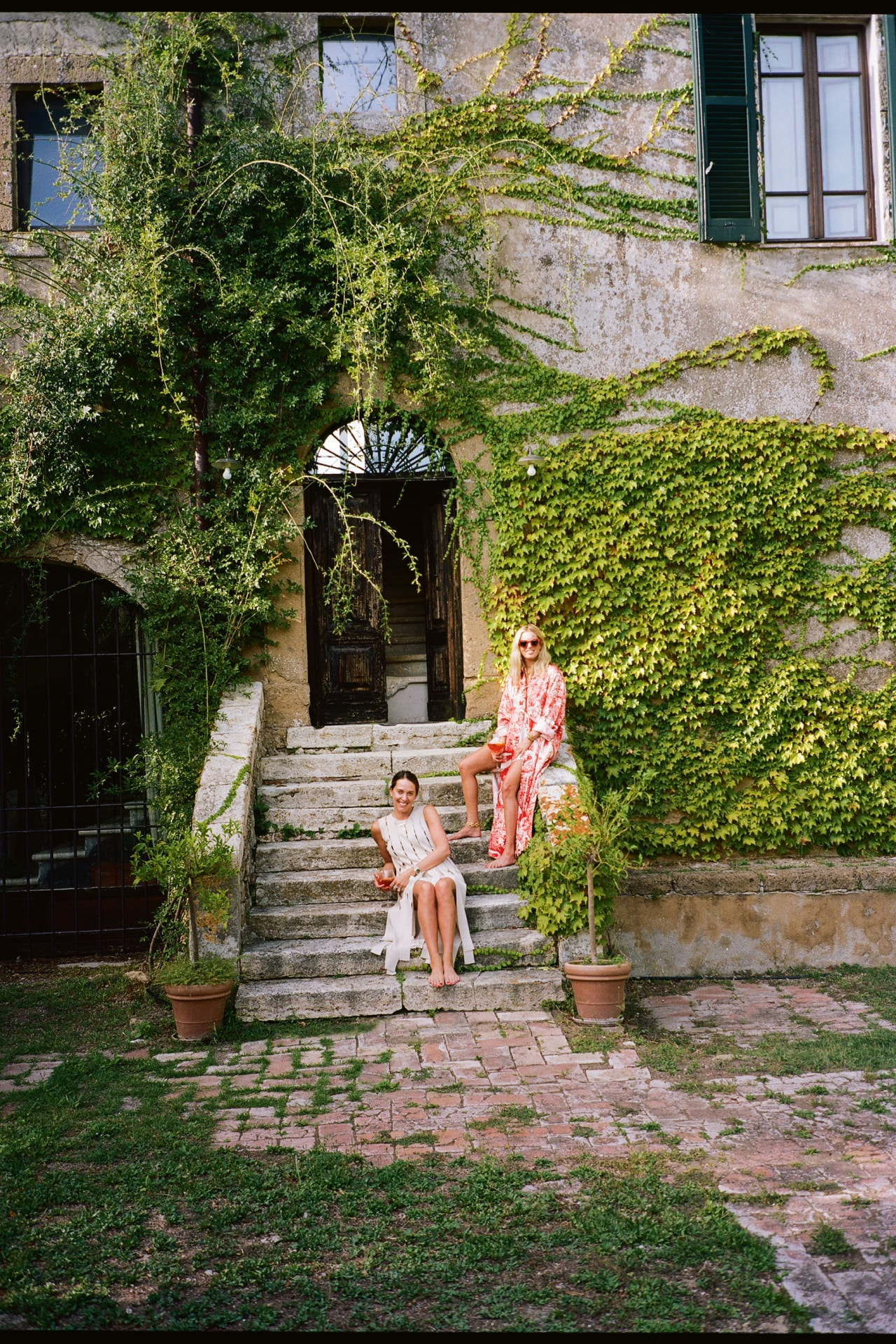 Tamsin Johnson and Lucy Folk share their Tuscan holiday tips