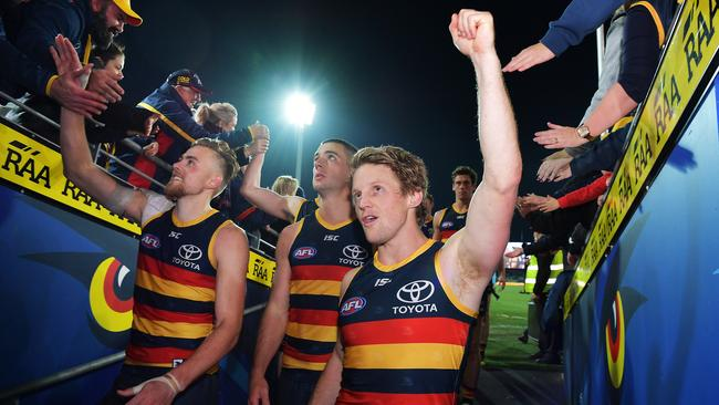 Rory Sloane. (Photo by Daniel Kalisz/Getty Images)