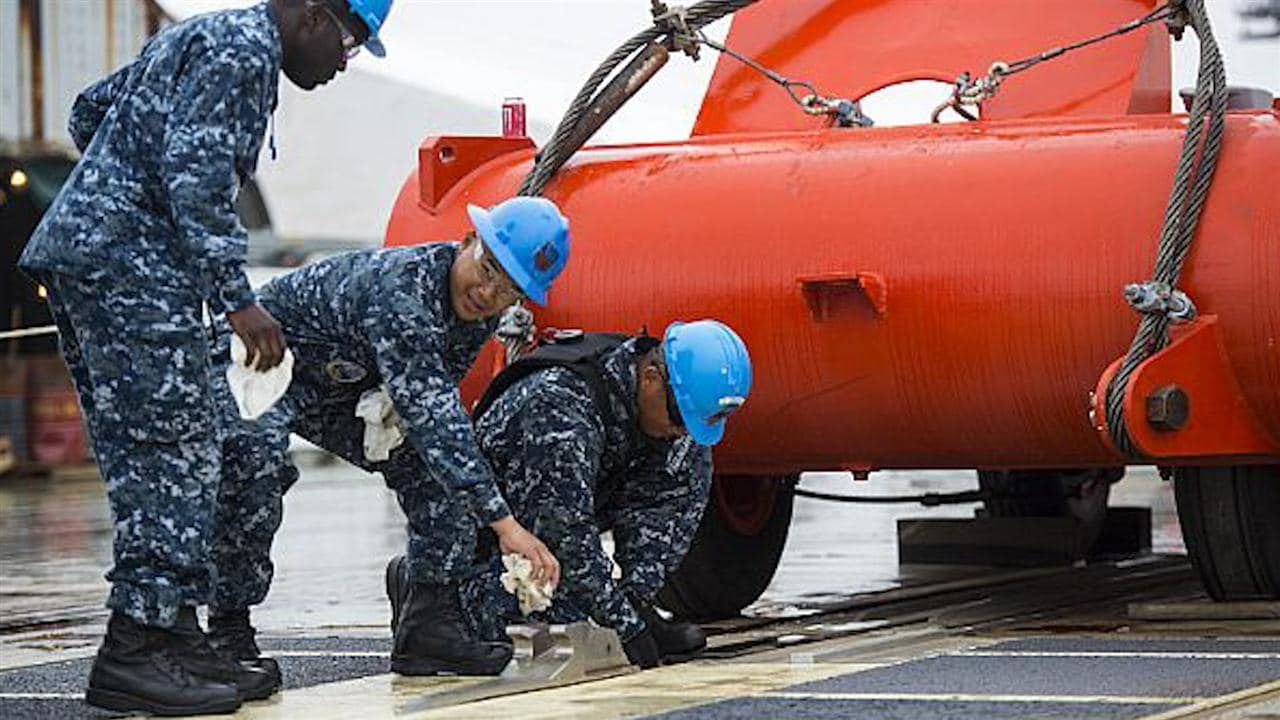 U.S. Navy Tests Electromagnetic Aircraft Catapult
