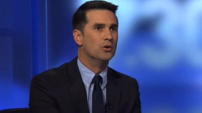 ABC 730 presenter Matt Wordsworth. Picture: ABC