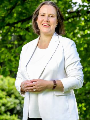 Federal Minister for Women Kelly O'Dwyer