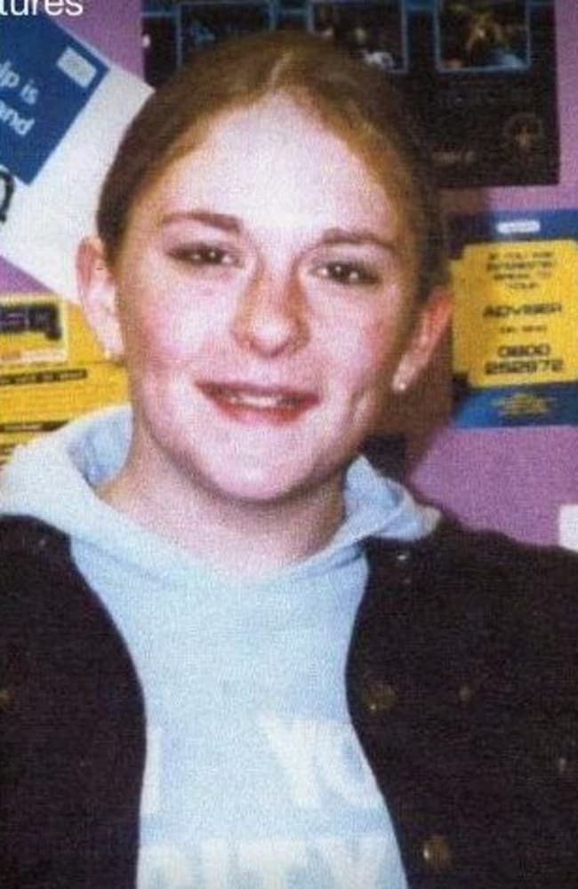 Becky Watson, 13, died in a car accident that was recorded as a 'prank' that went wrong before it was revealed she was a victim of the gang as well. The Sun