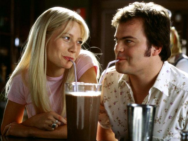 jack black interview about his movies gwyneth paltrow�s