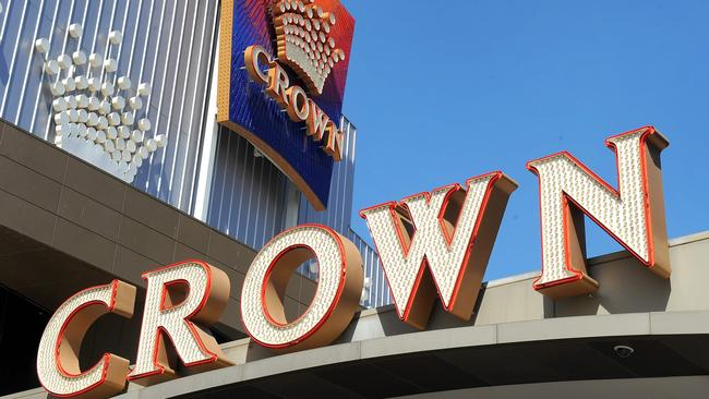 Crown Employees Detained