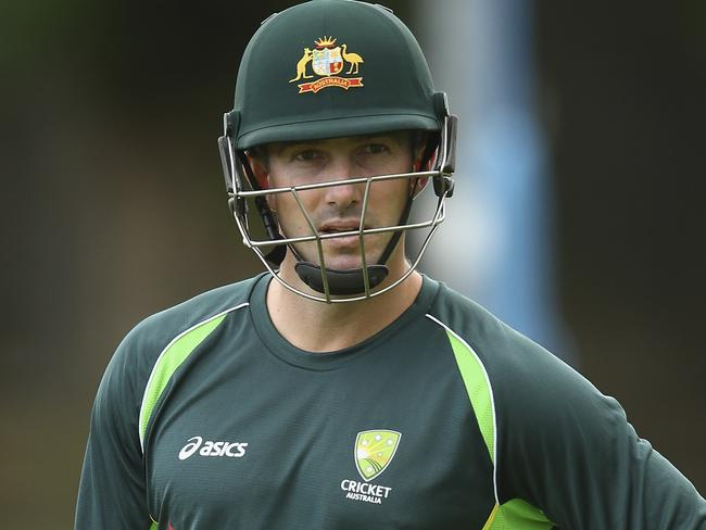 Shaun Marsh has been re-called for the Ashes.