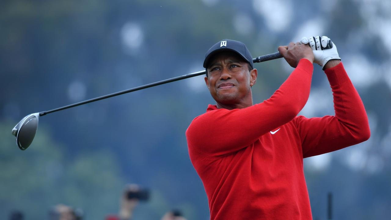 Tiger Woods lifted the lid on a hilarious run-in with Muhammad Ali. Donald Miralle/Getty Images/AFP