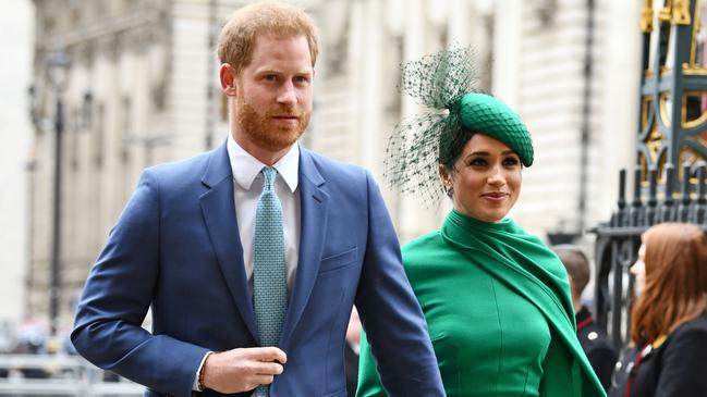 Harry and Meghan wrapped up their royal commitments this month.