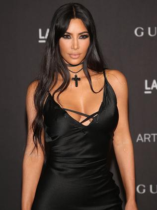 Kim Kardashian's ex Ray J spilt some sex secrets about her during a boozy night out. Picture: Jesse Grant/Getty Images/AFP