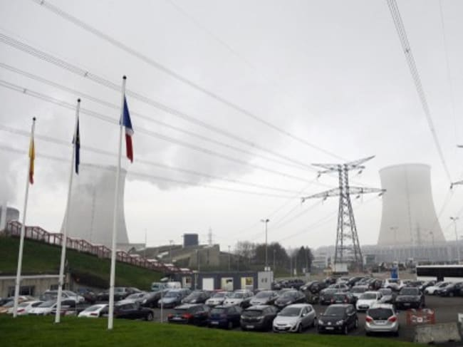 Ticket to free electricity? The Cattenom nuclear power plant in eastern France. Picture: Jean-Christophe Verhaegen / AFP