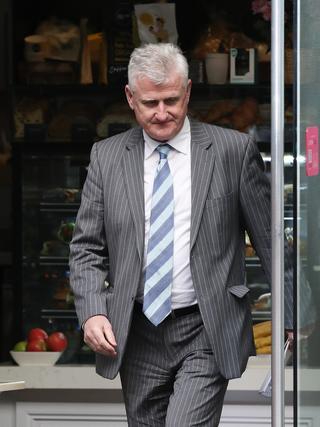 Lawyer John Bamford. Picture: David Swift