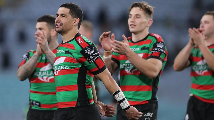 Nrl 2020 Stat Attack South Sydney Rabbitohs Vs Parramatta Eels Round 16 Storm Vs Sea Eagles Brett Morris Fox Sports