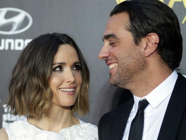 Rose Byrne will be honoured with the inaugural Trailblazer Award.