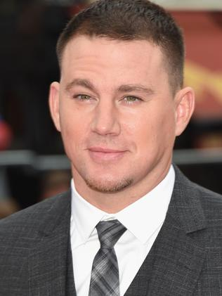 Tatum shared a gushing post about the singer on Instagram. Photo: Stuart C. Wilson/Getty Images