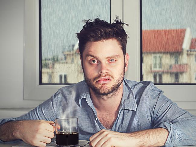 Hangovers are not the best feeling after a massive night out. Picture: istock