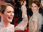 Julianne Moore walks the red carpet at the 2014 Cannes International Film Festival. Pictures: Getty