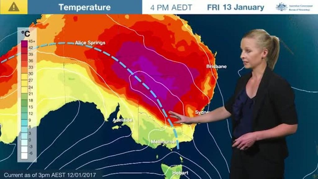 BOM: Severe weather ahead for NSW, Queensland and SA
