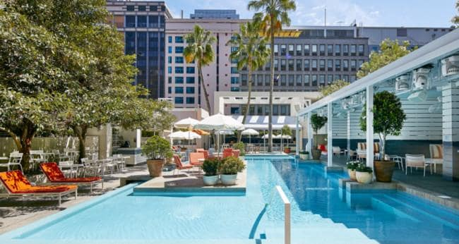Australian Hotel Pools You Can Still Get Into Without A