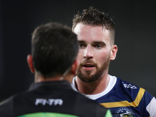 Clint Gutherson is fighting for his future with reports Manly and North Queensland are circling.