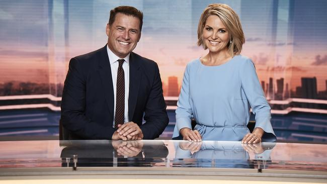 Georgie was recently announced as the new face of the Today Show. Photo: Nine