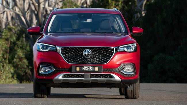 The MG HS is a solid and affordable mid-size SUV.