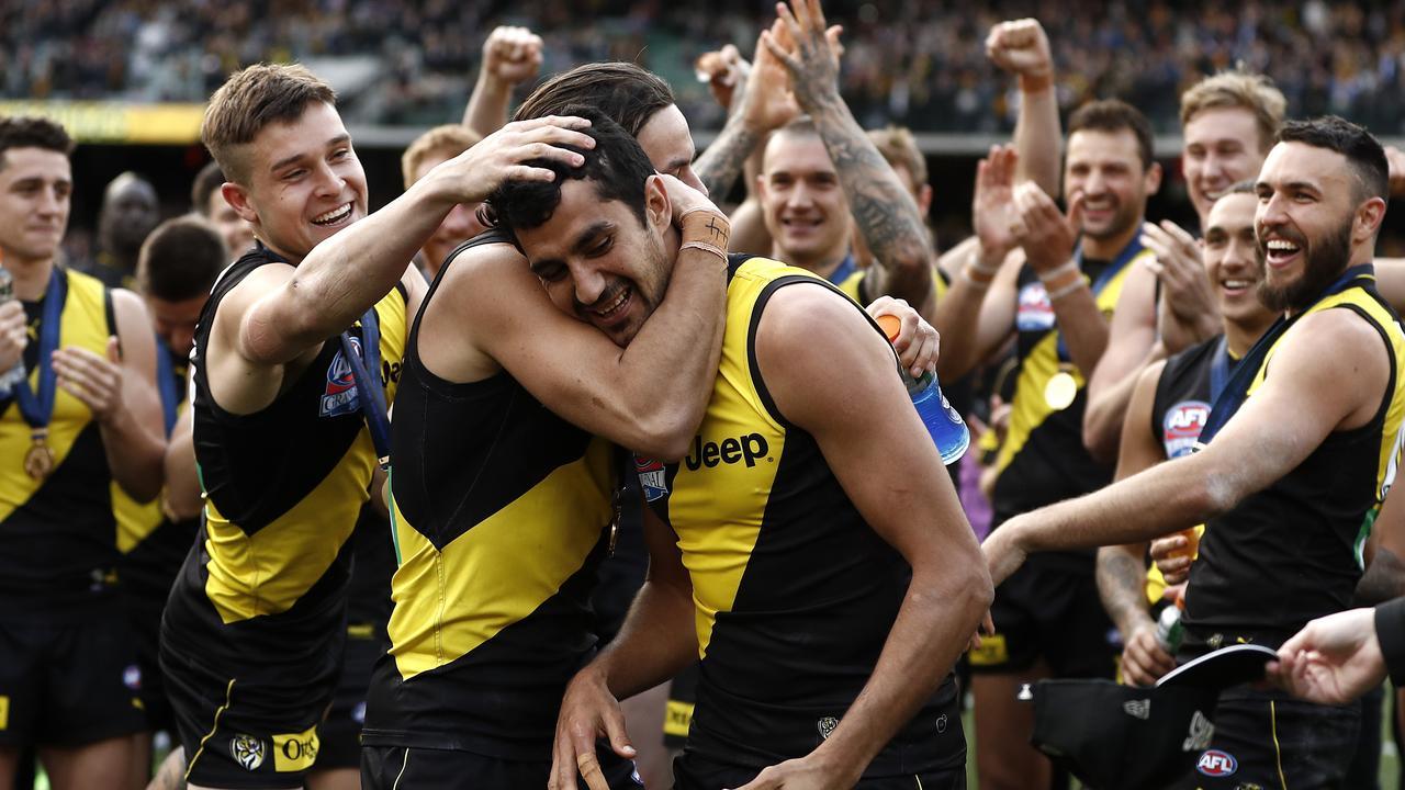 Marlion Pickett. Photo: Ryan Pierse/AFL Photos/via Getty Images