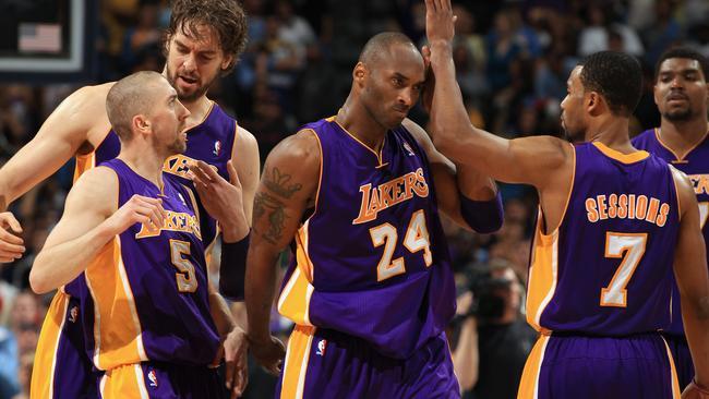 e42002f32e20b5 Kobe Bryant s wife, Vanessa, says Lakers legend not interested in NBA return