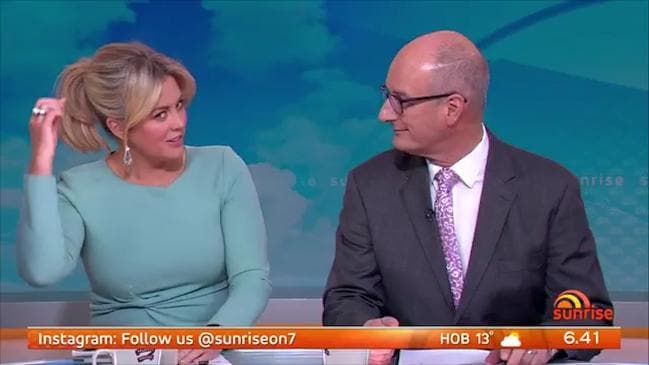 Samantha Armytage uses horse shampoo in her hair