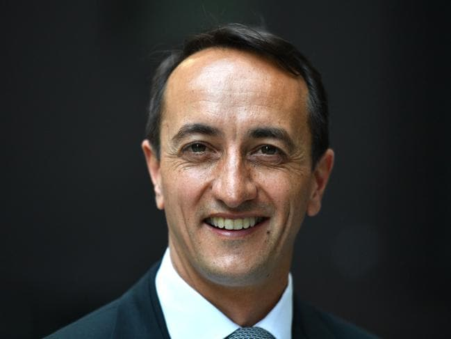 Liberal candidate for Wentworth Dave Sharma. Picture: Mick Tsikas