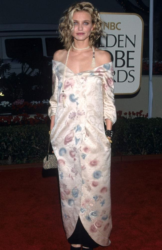 Cameron Diaz basically wore her PJs in 1999.