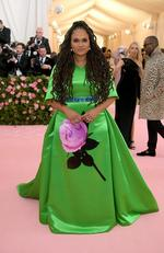 Ava DuVernay attends The 2019 Met Gala Celebrating Camp: Notes on Fashion at Metropolitan Museum of Art on May 06, 2019 in New York City. (Photo by Neilson Barnard/Getty Images)