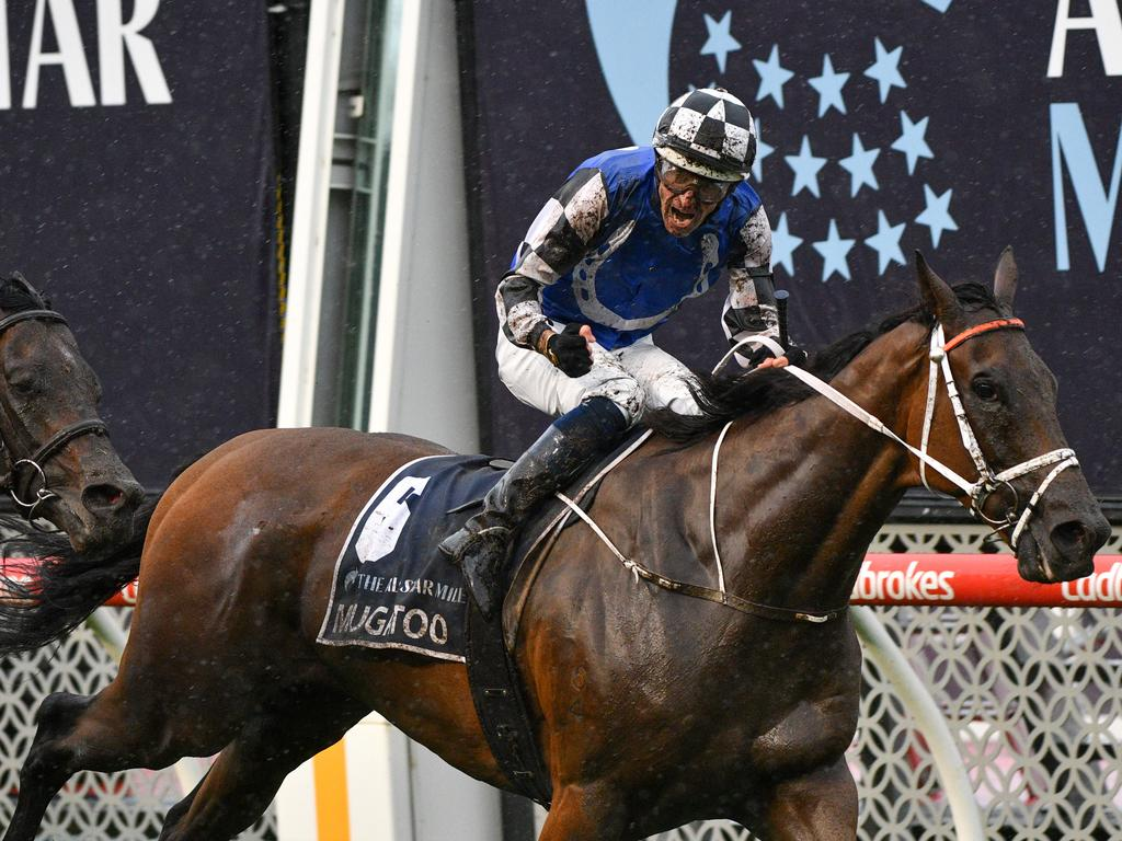 Melbourne Racing: All-Star Mile Day