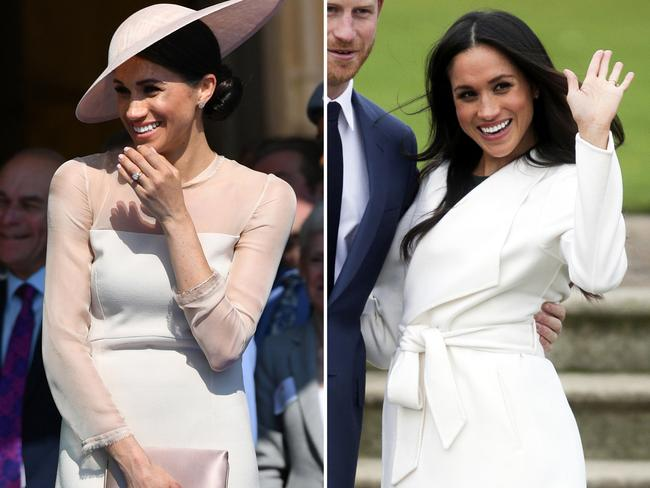 Meghan, Duchess of Sussex, loves fashion. Picture: Supplied