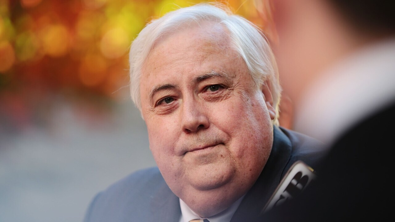 Clive Palmer to disclose personal assets to liquidators