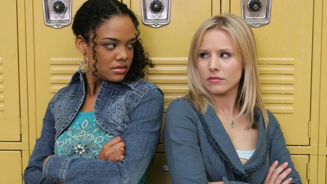 Veronica Mars was one of Tessa Thompson's first roles.