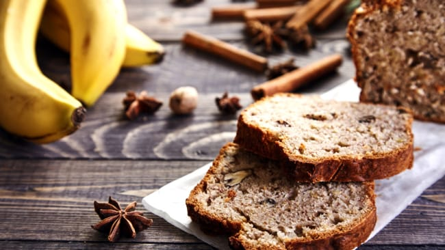 A healthy banana bread recipe from a dietitian a dietitian specialising in weight loss has shared her banana bread recipe forumfinder Gallery