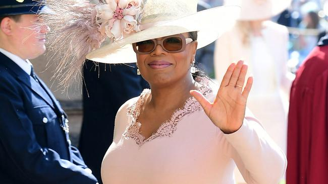She attended the wedding of Prince Harry and Meghan Markle in May. Picture: Ian West/WPA Pool/Getty Images