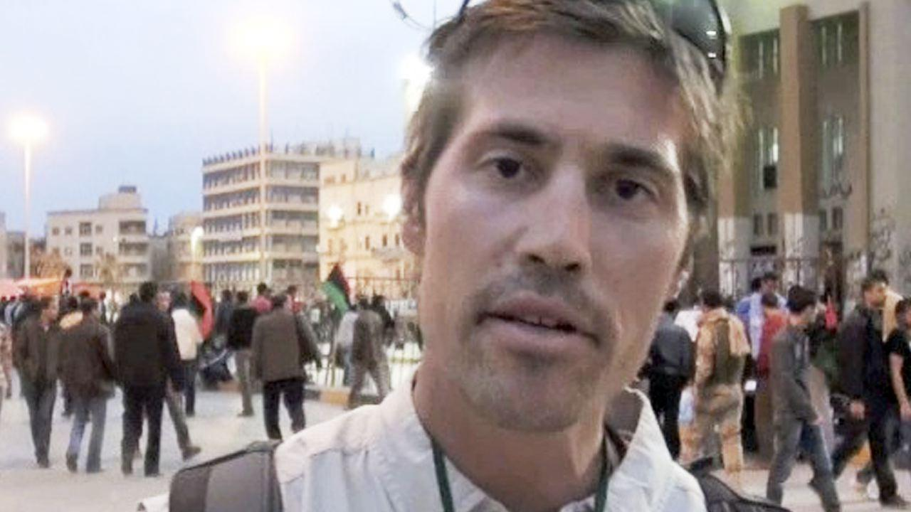 U.S. Tried to Rescue Journalist James Foley From ISIS