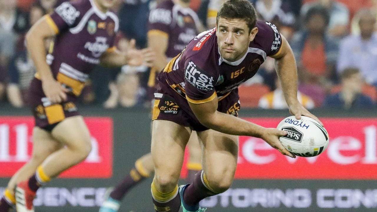 Andrew McCullough is the favourite to replace Cameron Smith in the Queensland side.