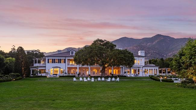 Drop $62 million on Rob Lowe's mansion and you'll still have $88m in change.
