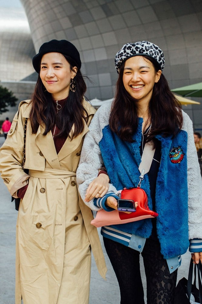 The best street style from Seoul Fashion Week spring/summer 2019