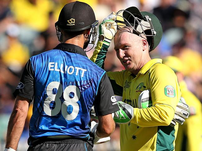 The Aussie team's culture has undergone a radical shift since Haddin last played.