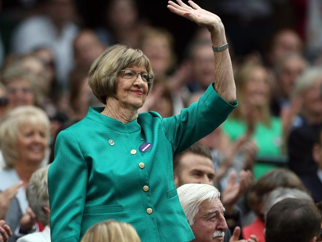 Margaret Court has sparked more debate.
