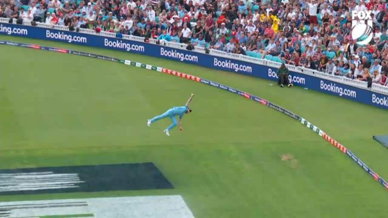 Top 5 World Cup catches