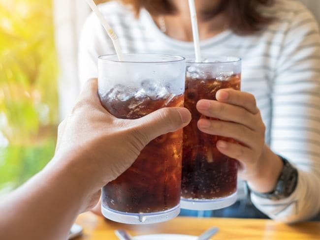Diets drinks may be low in calories but the artificial sweeteners are very unhealthy.