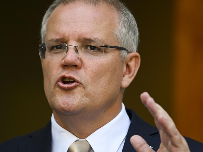 Prime Minister Scott Morrison released a version of Tony Abbott's failed plan to reduce emissions, which voters swiftly rejected.